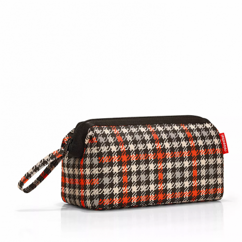 Reisenthel WC3068 - travelcosmetic glencheck red